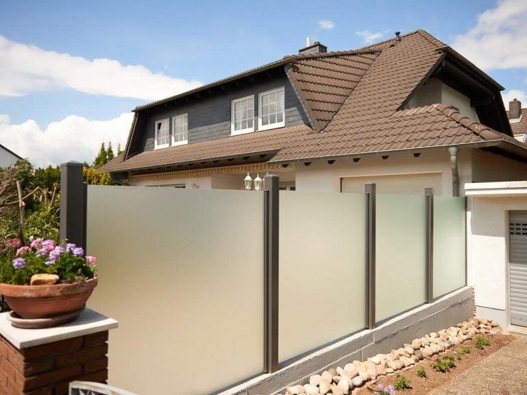 Wind- und Sichtschutz für Ihre Terrasse