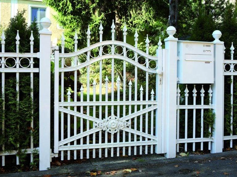 Gartentür für Ihre Liegenschaft