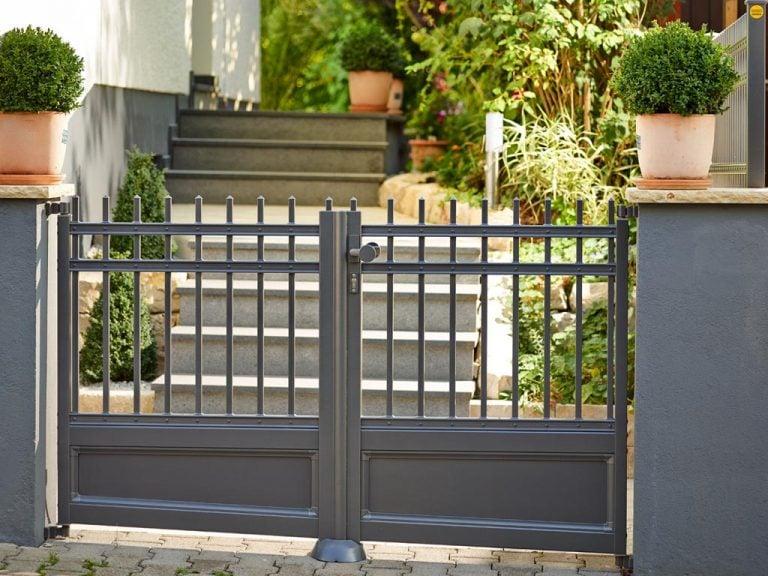 Türen und Tore aus Aluminium