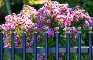 Balkongestaltung im Frühling